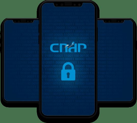 Conception, développement et publication de l'application mobile CNDP par l'agence web et mobile Majjane.