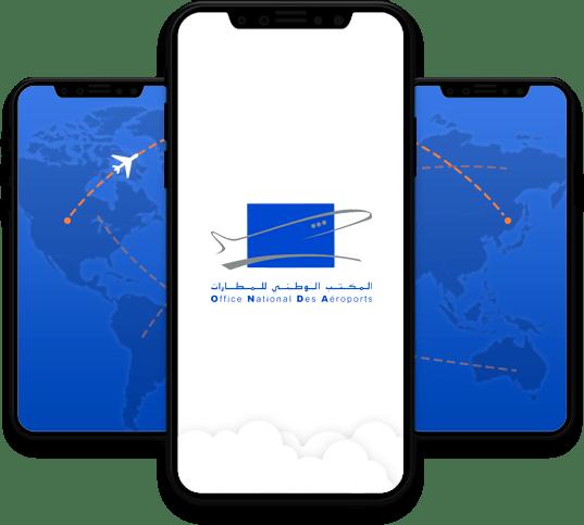 Conception, développement et publication de l'application mobile ONDA par l'agence mobile Majjane.