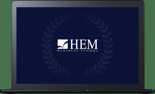 Conception et développement du site internet et de l'application mobile HEM par l'agence web Majjane