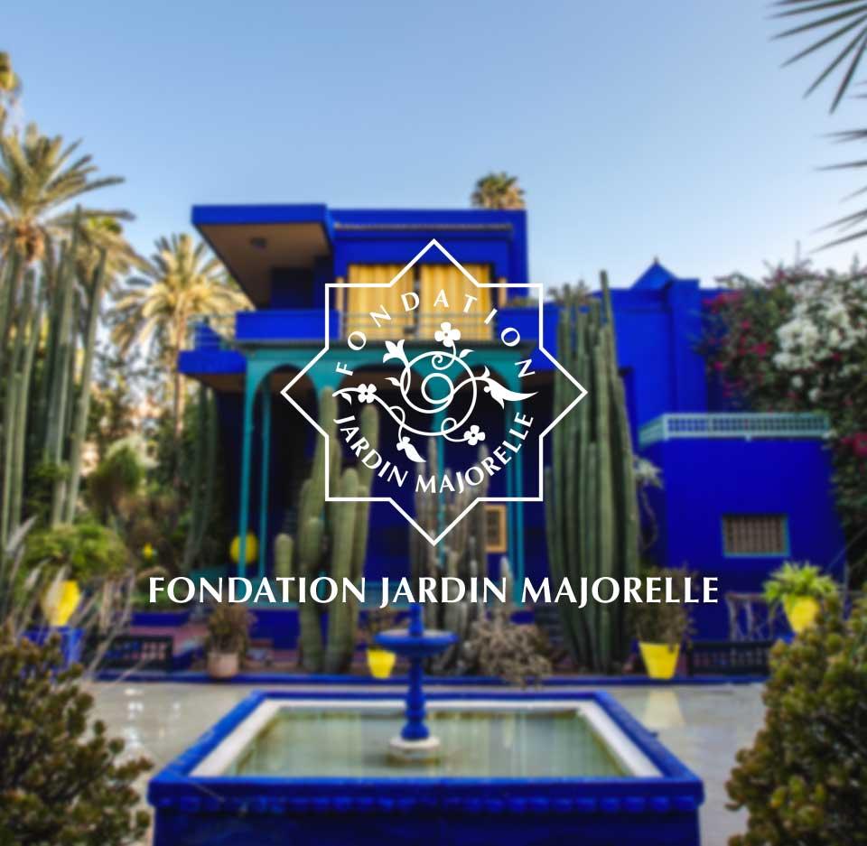 Siteweb développement web JardinMajorelle